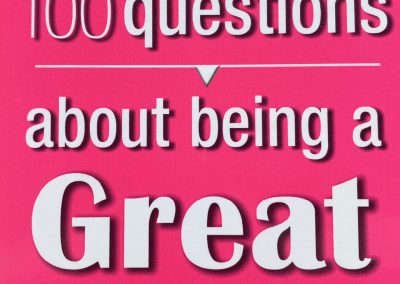 100 Answers to 100 Questions about Being a Great Mom