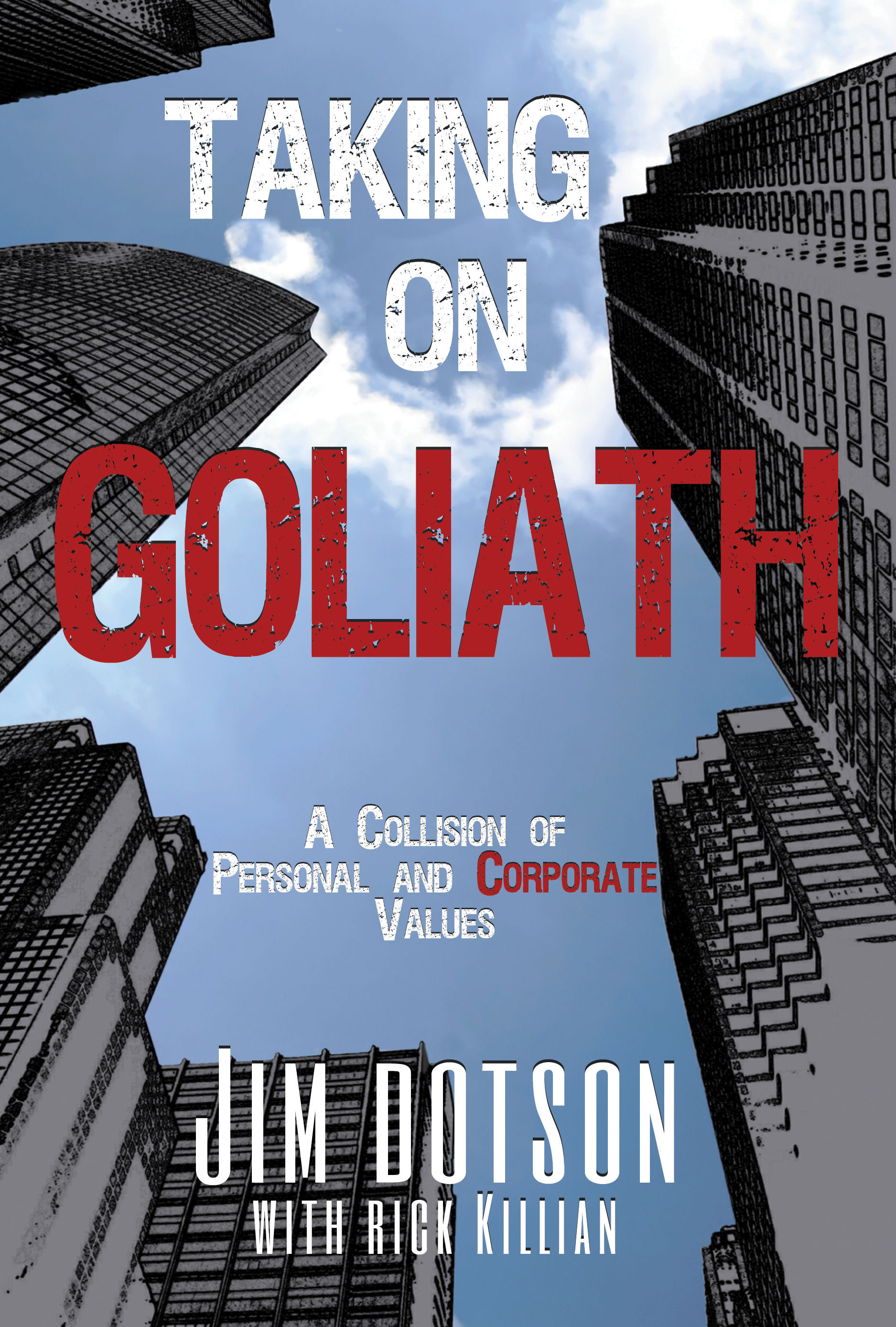 Receive Free Sample Chapters of Taking On Goliath and More!