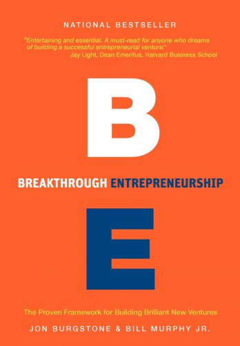 Breakthrough Entrepreneurship cover