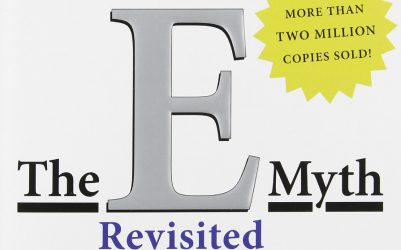 Review: The E Myth Revisited by Michael E. Gerber— What every small business  needs to know