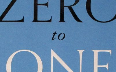 Review: Zero to One by Peter Thiel (with Blake Masters)—