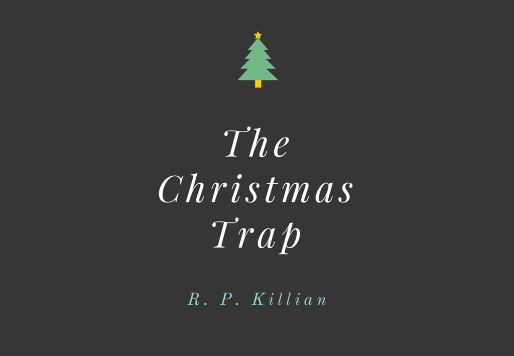 The Christmas Trap cover title
